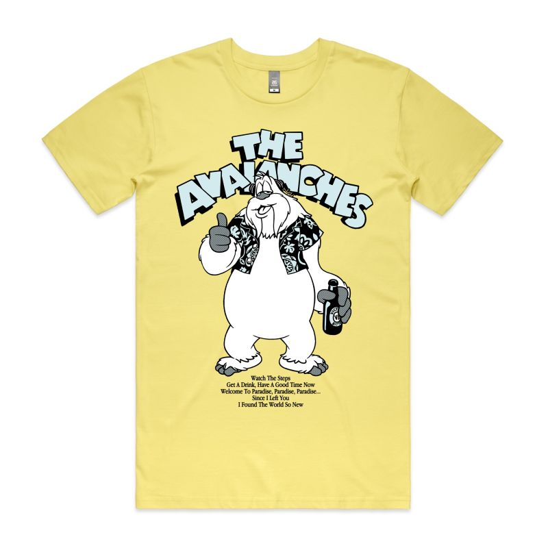 Yeti Lemon Shirt